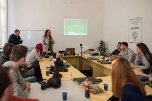 Besplatna radionica Digitalne fotografije za mlade u Erazmo Centru u Tuzli
