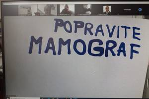 Why Pink Ribbons When Mammograph in Tuzla Has Not Worked for a Year?