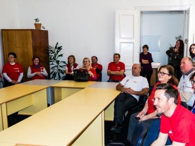 Regionalni trodnevni sastanak kancelarija Crvenog krsta/križa Sjeveroistočne Bosne